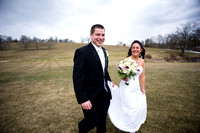 Wedding! Erin & Cole at Gibbet Hill