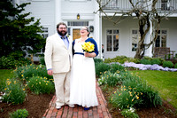 Wedding! Abby & Blake at Captain Linnell House